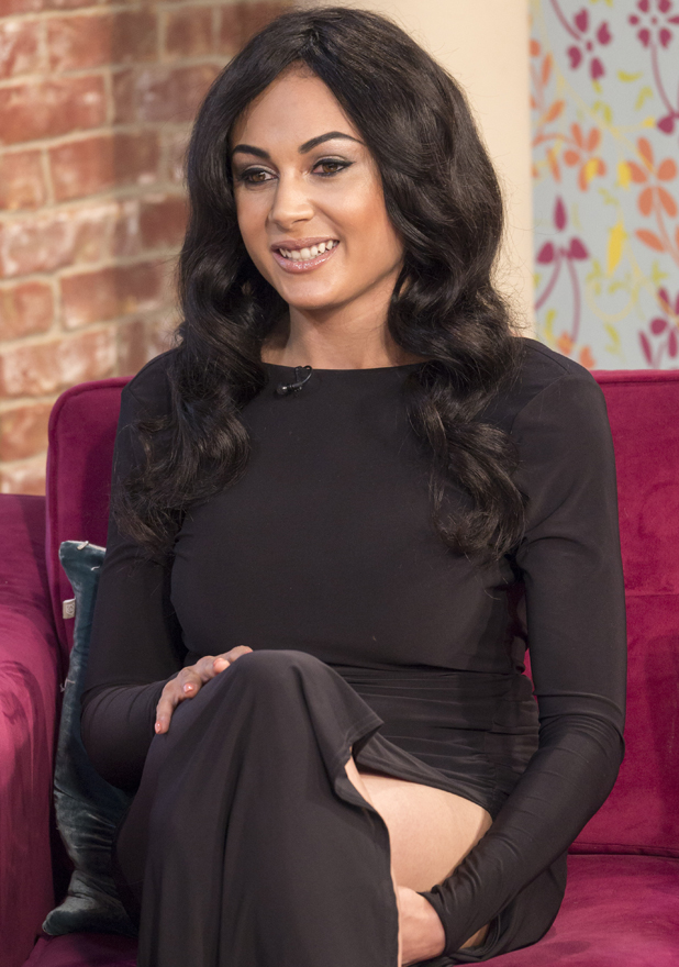 Kim Kardashian lookalike Claire Leeson has spent nearly £20,000 to look like star, This Morning, 14 July 2014