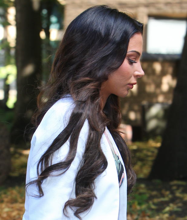 Tulisa Contostavlos arrives at Southwark Crown Court, 14 July 2014