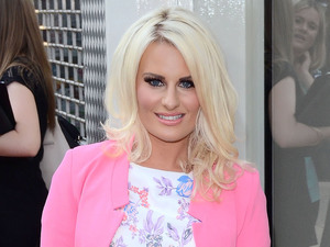 Danielle Armstrong at the launch of her new clothing boutique, Danni - Hornchurch, Essex - 24 July 2014