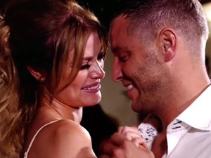 TOWIE's Elliott Wright declares love for girlfriend Chloe Sims in Spain