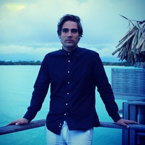 Charlie Simpson on honeymoon in Bora Bora, Instagram, 7 July