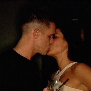 Gaz Beadle and Marnie Simpson kiss, Geordie Shore, Series 9 - Episode 1, MTV, 22 July