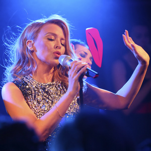 Kylie Minogue - Magnum 25th Anniversary Party, Cannes Film Festival 2014