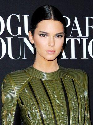 Kendall Jenner, Vogue Foundation Gala, Haute Couture Fall Winter 2014, Paris Fashion Week, France - 09 Jul 2014