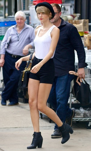 Taylor Swift in New York, 22 July 2014