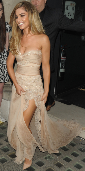 Cheryl Cole arrives at Avenue for the launch of her new fragrance - 23 July 2014
