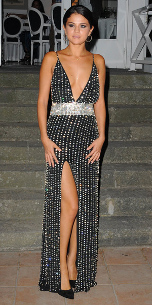 Selena Gomez attends the Ischia Global Film and Music Festival in Italy - 19 July 2014