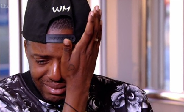 TOWIE's Vas Morgan talks to Danielle Armstrong about when he was attacked - 23 July 2014