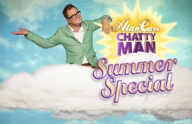 Alan Carr: Chatty Man Summer Special, Fri 25 Jul