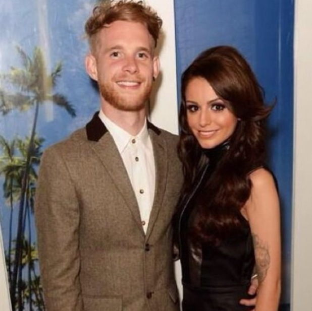 Cher Lloyd and husband Craig Monk, Instagram, 19 July
