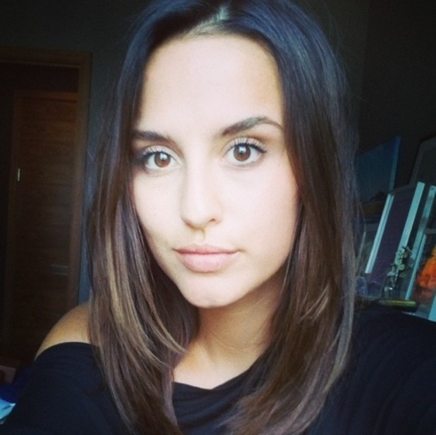 Made In Chelsea's Lucy Watson shows of new shorter hair, Instagram