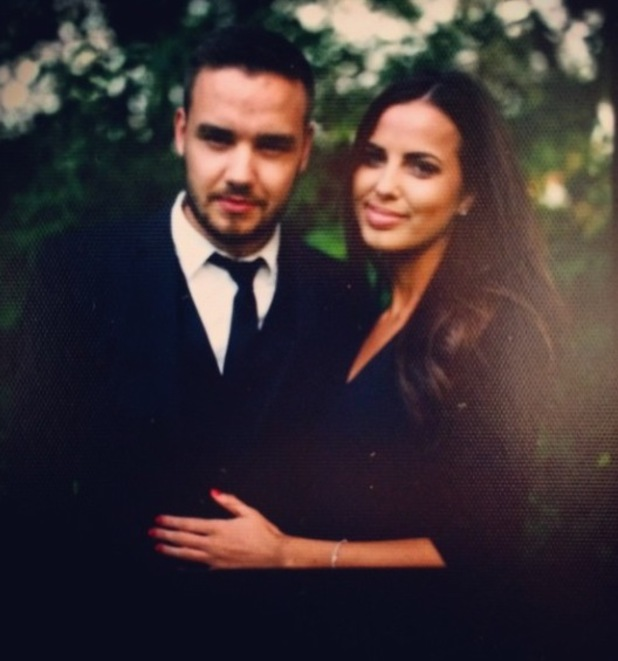 One Direction star Liam Payne shares photo of girlfriend Sophia Smith (22 July).