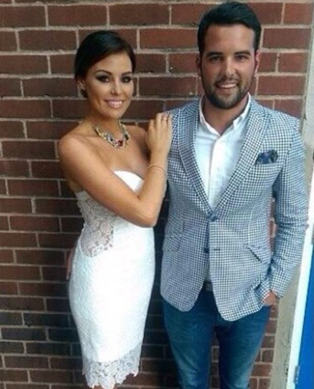TOWIE's Jess Wright and Ricky Rayment, Instagram, 24 July