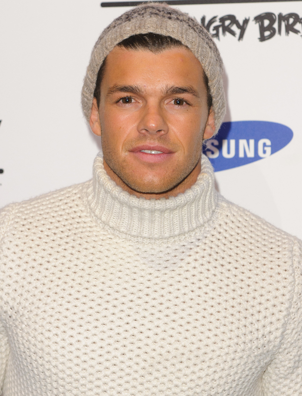Leandro Penna at Samsung Electronics Smart Tv Europe Party - 13 December 2012