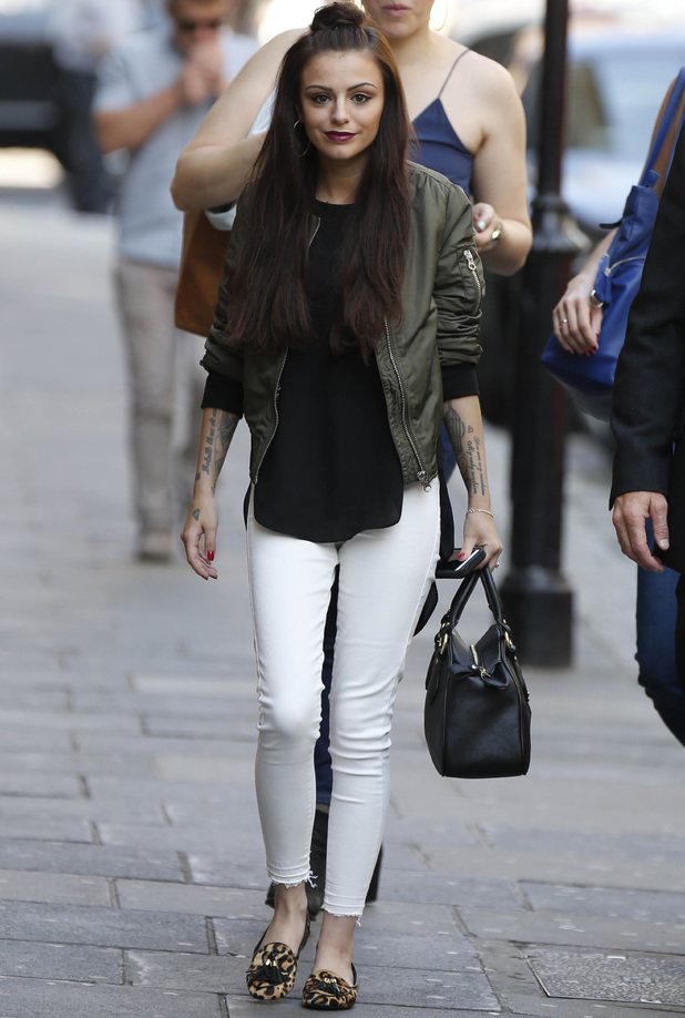 Cher Lloyd, London, 22 July