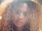 Alesha Dixon marks her return to the studio with a brand new, big bouncy 'do