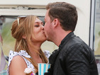 TOWIE's Fran Parman, James 'Diags' Bennewith loved-up at Grease party