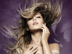 Cheryl Cole stuns in new promo image for debut perfume Storm Flower