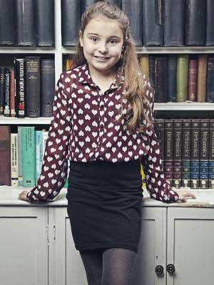 Child Genius, Sun 3 Aug