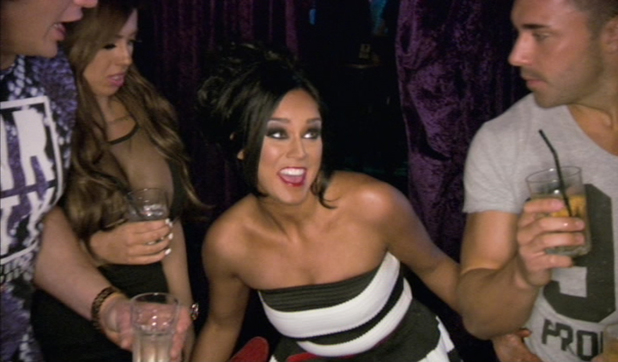 Vicky Pattison returns to the Geordie Shore house, Geordie Shore, MTV 29 July