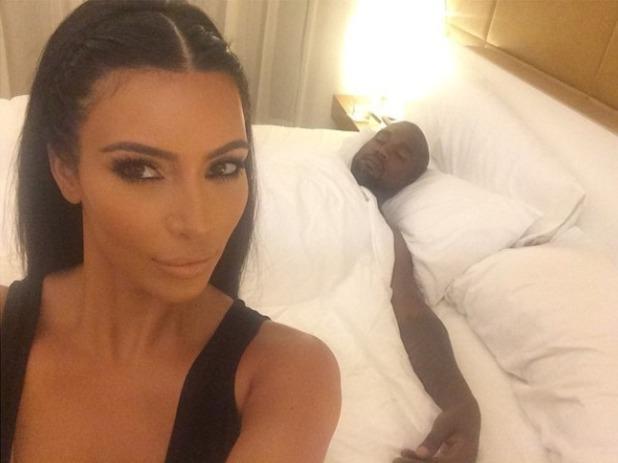 Kim Kardashian parties in Ibiza, Aug 2014.