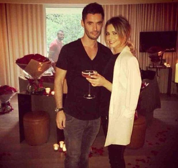 Cheryl and Jean-Bernard Fernandez-Versini are pranked with new Ashley Cole picture - 30 July 2014