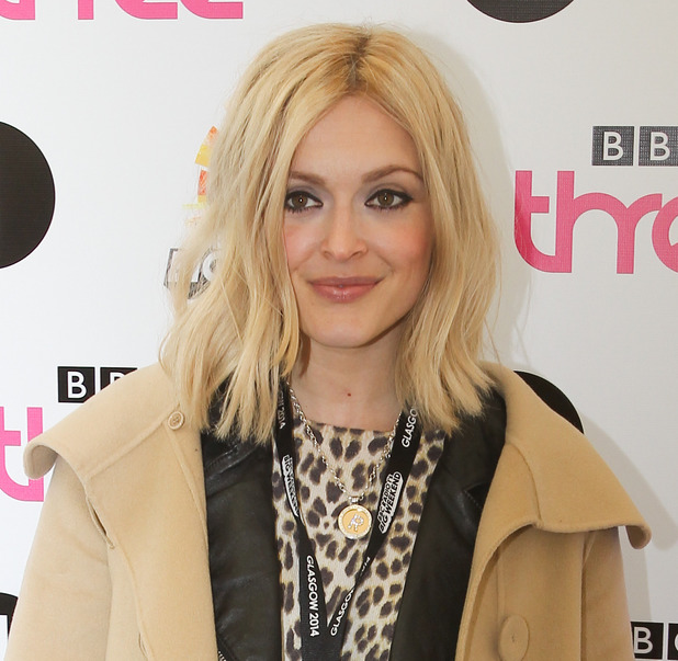 Fearne Cotton, Radio 1's Big Weekend Glasgow - Arrivals - Day 2, 23 May 2014
