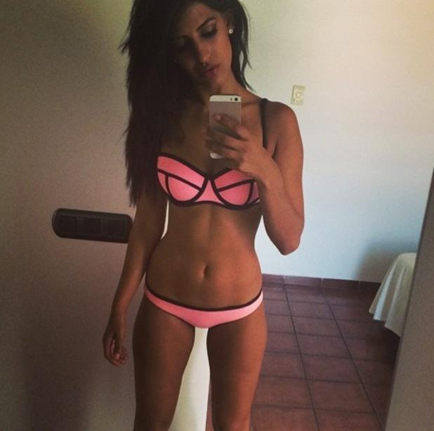 Jasmin Walia takes bikini selfie in Ibiza, Instagram 29 July