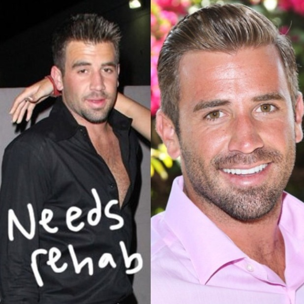 The Hills' Jason Wahler celebrates 4 years of being sober - 28 July 2014