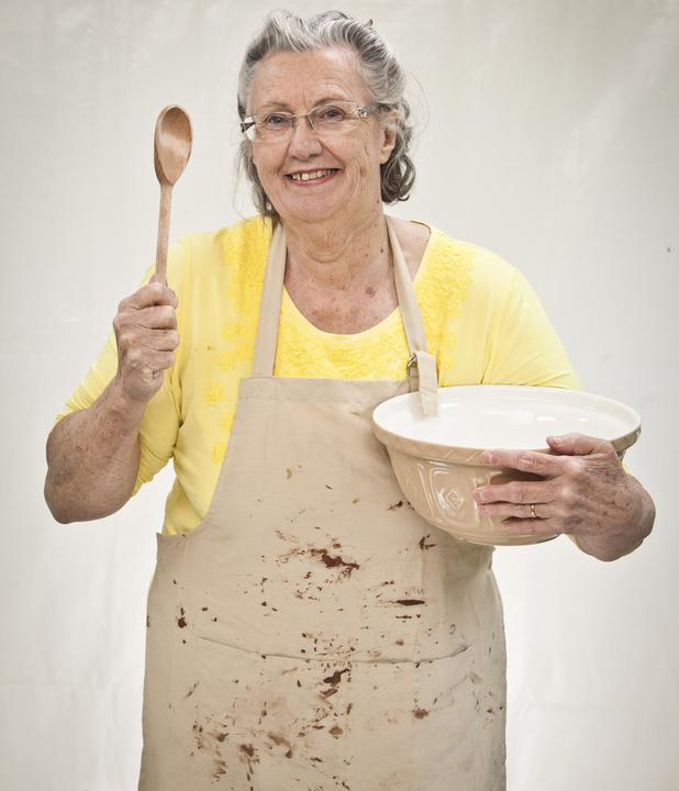 Great British Bake Off 2014: Diana Beard