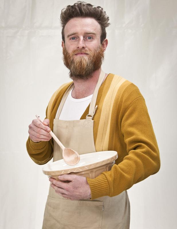 Great British Bake Off 2014: Iain