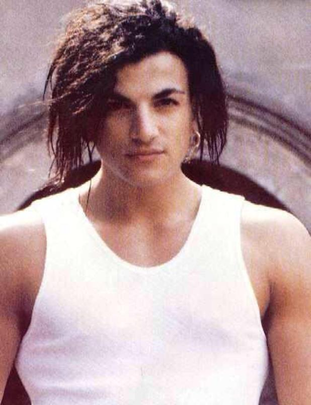 Peter Andre shares funny throwback picture of himself with fans - 30 July 2014
