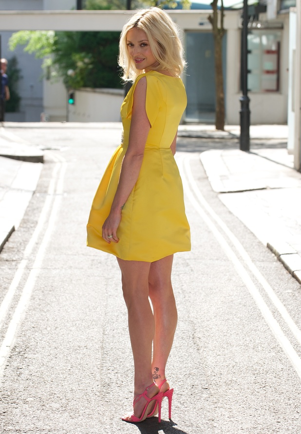 Fearne Cotton launches her autumn/winter '14 collection for Very.co.uk - 30 July 2014