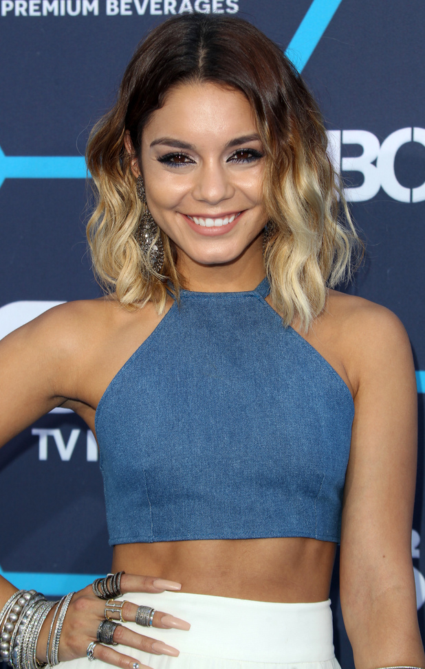 Vanessa Hudgens attends the 16th Annual Young Hollywood Awards in Los Angeles, America - 27 July 2014
