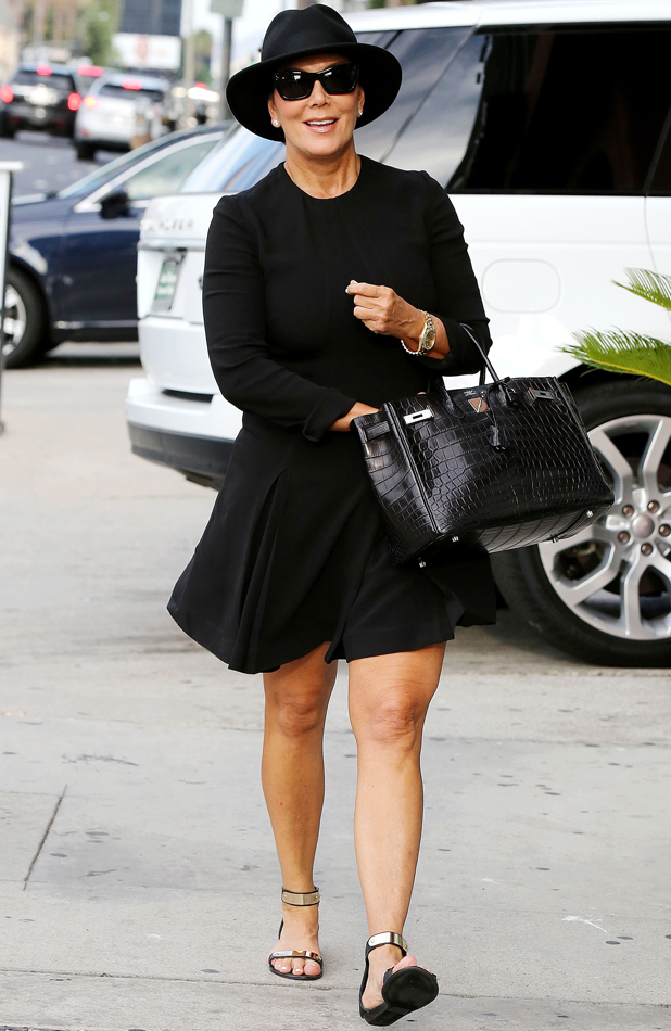 Kris Jenner out and about, Los Angeles, America - 30 Jul 2014