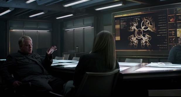 The Hunger Games: Mockingjay - Part 1 trailer - Philip Seymour Hoffman