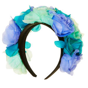 Topshop Rose Floral Headband, reduced from £20 to £10
