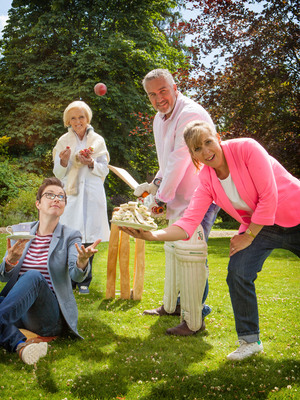 The Great British Bake Off, Wed 6 Aug