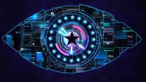 Celebrity Big Brother series 14 - new eye logo. 6 August 2014.