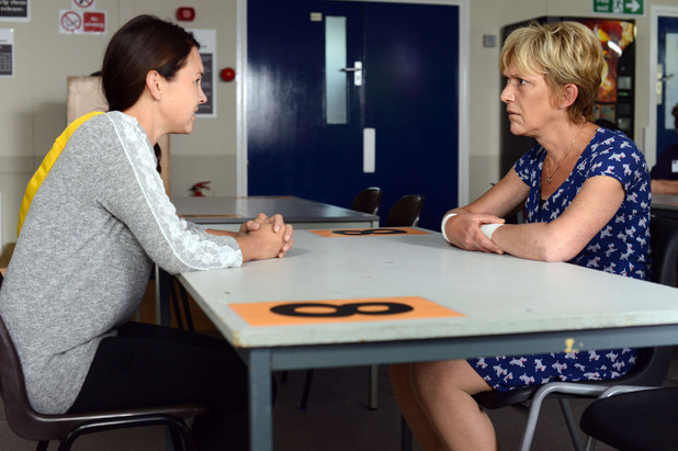 EastEnders, Jean visits Stacey, Mon 11 Aug