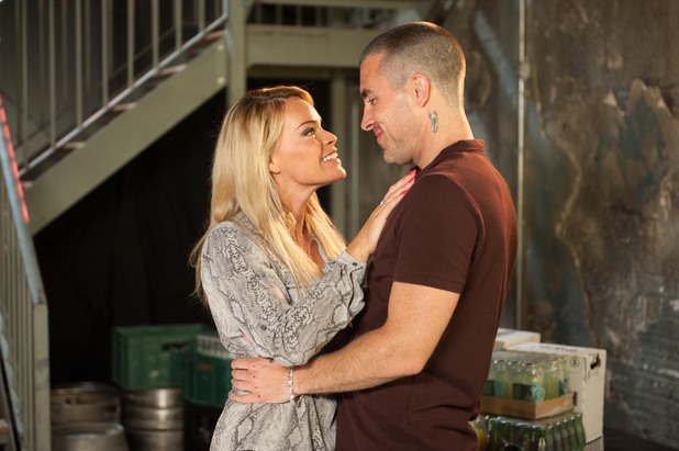 Hollyoaks, Grace agrees to IVF, Fri 8 Aug
