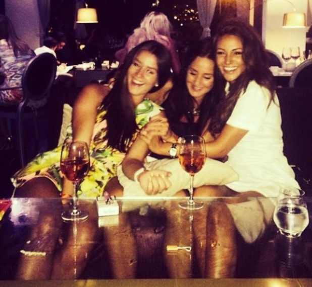 image Brooke vincent and friends naked pictures