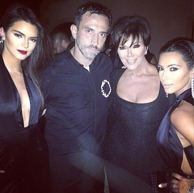Kris Jenner parties with Kim Kardashian, Kendall Jenner in Ibiza - 2 August 2014