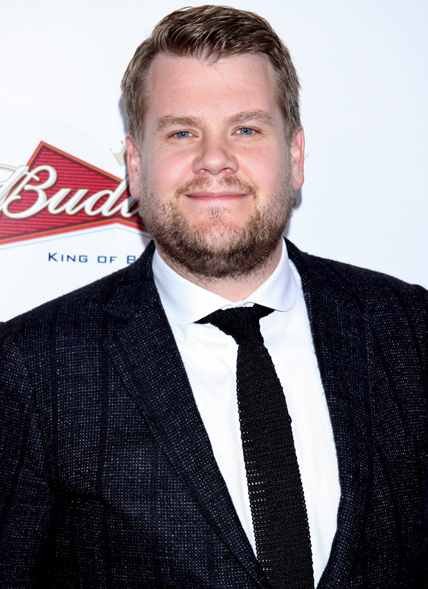 James Corden at the New York premiere of Begin Again at the SVA Theatre - Arrivals, 25 June 2014