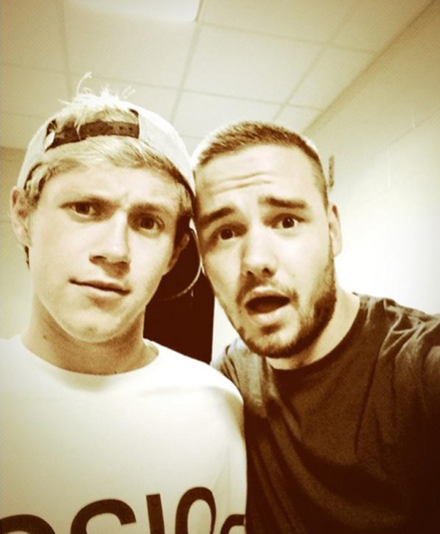 Liam Payne becomes Mrs Horan in honour of Best Fan Ever Day, 4 August 2014