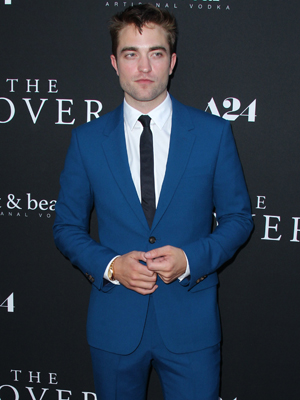 Robert Pattinson at the premiere of A24's 'The Rover' at the Regency Bruin Theatre in Westwood - Arrivals, June 2014