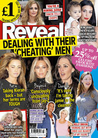 Reveal magazine cover, week 32, 16 to 22 August 2014
