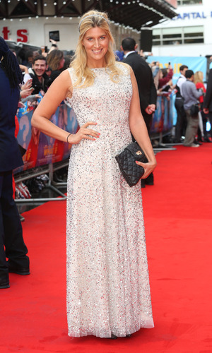 Made In Chelsea's Cheska Hull at the U.K. premiere of 'What If' held at the Odeon West End - Arrivals 08/12/2013 London, United Kingdom
