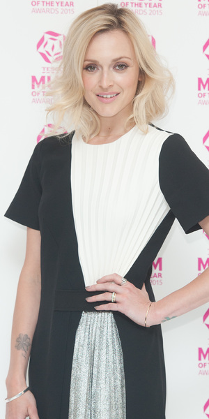 Fearne Cotton Announced as Ambassador for Tesco Mum of the Year Awards 2015 at the Savoy.