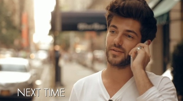 Alex Mytton arrives in NYC in Made In Chelsea: New York. Episode airs Sunday 17 August 2014.